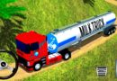 Offroad Milk Truck Driving – Transport Milk Truck Mountain – Jeux De Voiture – Android GamePlay