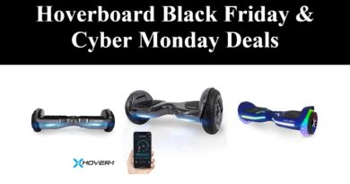 Hoverboard Black Friday & Cyber Monday Deals – Best Hoverboards To Buy in Deals – 2020