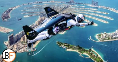 10 Real Flying Machines That Actually Fly