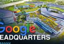 Inside Google's Massive Headquarters