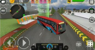 River Bus Driver Tourist Coach Bus Simulator | Android GamePlay | Top Galaxy Game