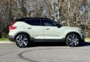 2021 Volvo XC40 Recharge electric SUV doesn't complicate the future