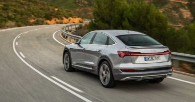 Audi e-tron Finally Gets 22 kW On-Board Charger Option