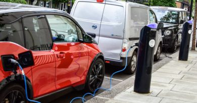 On-Street Charging For Electric Cars On The Rise In UK