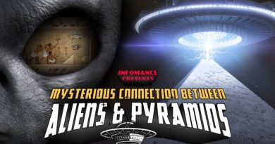 Mysterious Connection Between Aliens & Pyramids | Infomance
