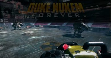 Duke Nukem Forever PC Demo Easter Eggs #2 [1080p]