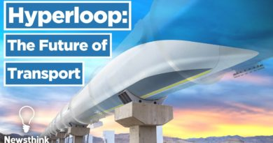 Hyperloop Explained: The Future of Transport