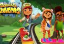 Subway Surfers Gameplay Mobile – HD + Using hoverboard And Keys Boxes Opening