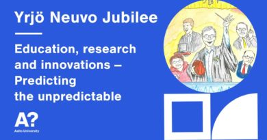 "Yrjö Neuvo Jubilee ""Education, research and innovations – Predicting the unpredictable"""