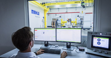 Charged EVs | MAHLE opens new test bench facility for electric drives