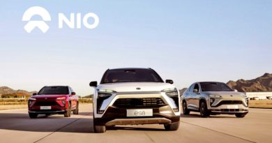 NIO Sets Forth Monthly Sales Record In A Row In November 2020