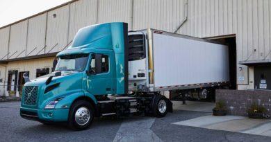 Volvo Trucks Launches VNR Electric In North America