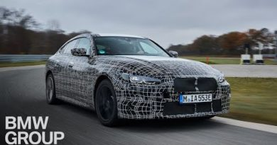 All-electric 530hp BMW i4 reaches 100 km/h in four seconds | Electric Vehicle News