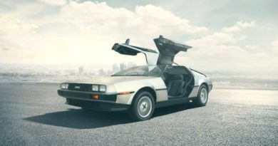DeLorean DMC 12 May Come Back Solely As An Electric Car