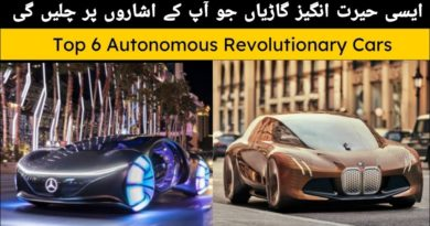 New Launched Cars In 2021 | Autonomous Vehicles | Top 6 Revolutionary Cars (2021) | Tesla