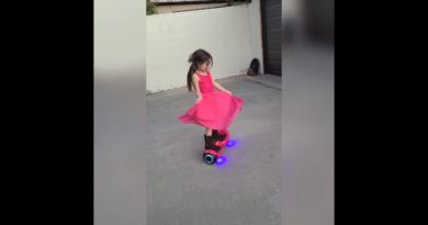 Hoverboard from Santa!
