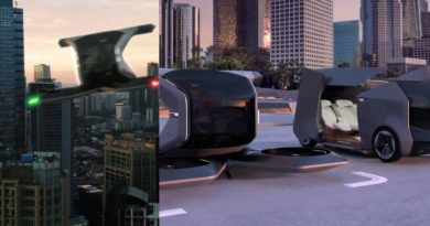 GM's future personal aircraft or flying car, Cadillac eVTOL air taxi at CES 2021