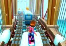 Subway Princess Runner Game : Princess on Train with Hoverboard!!! Android/iOS Gameplay HD #255