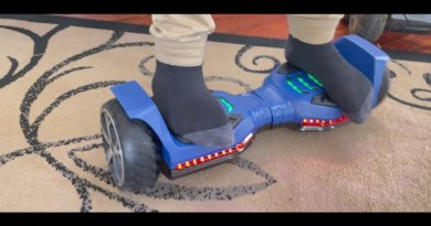 Gyroor Hoverboard Offroad All Terrain Self Balancing G5