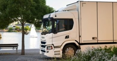 Scania plans to introduce long-distance battery electric trucks. | Electric Vehicle News