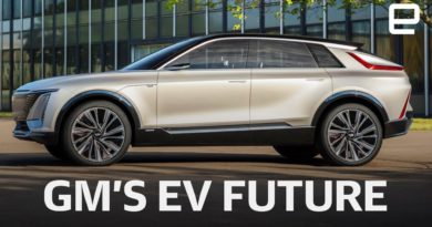GM's all electric future at CES 2021