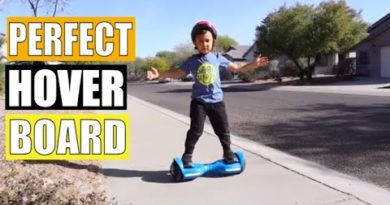 HOVER-1 HOVERBOARD UNBOXING AND REVEW | How to Ride