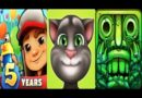 My Talking Tom Level 356/Subway Surfers/Temple Run 2*iPadGameplay make for children #145