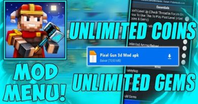 PIXEL GUN 3D MOD MENU 21.0.1 ( UNLIMITED COINS AND GEMS, AIMBOT, EXPLODE,AND MORE) LATEST 2021