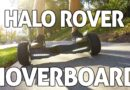 NEW & IMPROVED HOVERBOARD!! Halo Rover REVIEW, Self Balancing, 2-Wheel, Smart Electric Scooter