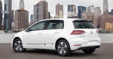 The Fade Of Volkswagen e-Golf Sales In 2020 And VW's Switch To SUVs