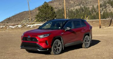 2021 Toyota RAV4 Prime Test Drive Review: Mean And Green