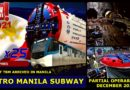 Metro Manila Subway Update: Kaunlaran TBM Cutter Head Arrived|Operability Dec. 2021