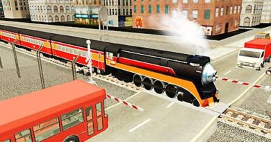 Modern Train Driving Simulator: City Train Games – Career Level 8 END