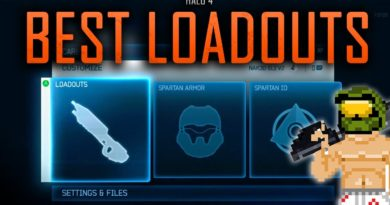 Best Halo 4 Loadouts