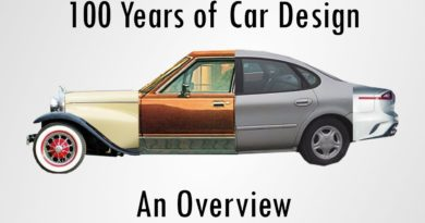 Ep. 13 100 Years of Car Design: An Overview