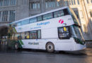 Charged EVs | Hydrogen-powered double-decker buses hit the streets in Scotland