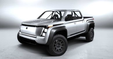 Lordstown Motors Teases San Felipe 250 Electric Race Truck