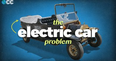 We Had Electric Cars in 1900… Then This Happened.