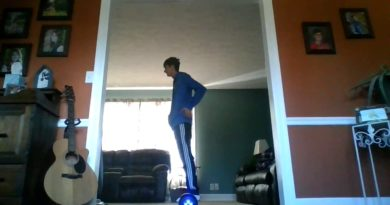my hoverboard can play music