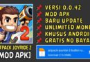 Jetpack Joyride 2 | Mod Apk V0.0.42 | Unlimited Money