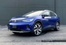 """""""Electric fuel"""" tax for EVs, VW ID.4 road-trip charging, Volvo online sales: Today's Car News"""