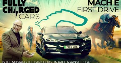 Fully Charged Review, 'Dark Horse' Against Tesla