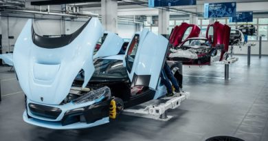 Porsche Further Increases Stake In Rimac Automobili To 24%