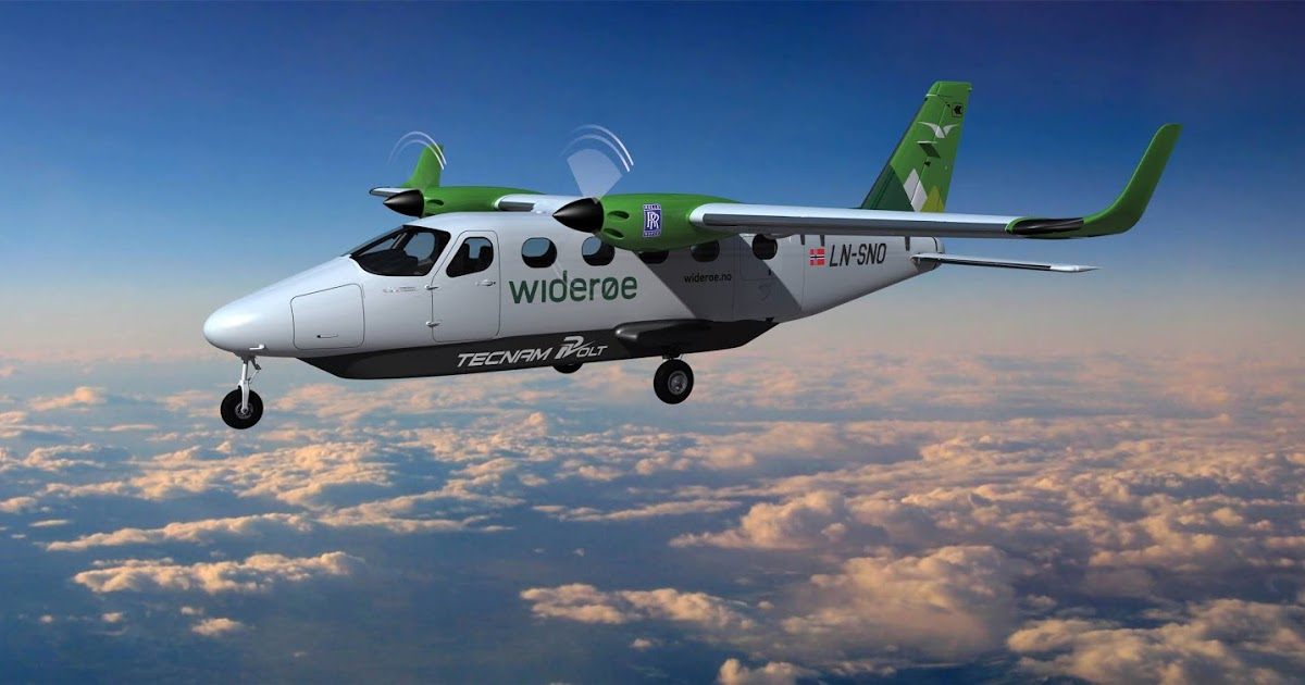Rolls-Royce and Tecnam to deliver an all-electric passenger aircraft in 2026   Electric Vehicle News