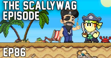☠The Scallywag Episode☠#dantheman​ #danthemangame​ – Barry Vlog #86