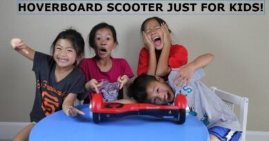 Hoverboard Self Balancing Scooter Just for Kids!  Smaller version of the Adult Hoverboard!