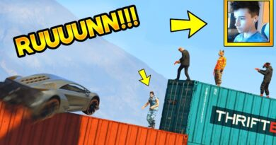 *FACECAM* Runners VS Zentornos (GTA 5 Online)