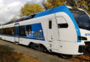 Charged EVs | Stadler demonstrates battery-electric train with 185 km range