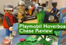 Playmobil 2015 Hoverboard Chase Unboxing and Review – Back To The Future – 70634