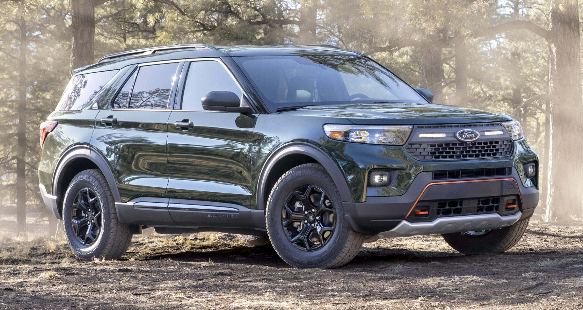 Feature: What You Need to Know About the 2021 Ford Explorer